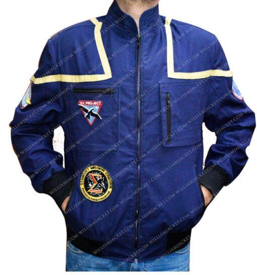 Star Trek Captain Jonathan Archer Jacket Main
