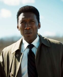 True Detective Wayne Hays Long Coat