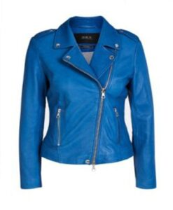 Shadowhunters Isabelle Lightwood Blue Jacket