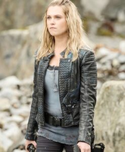 Clarke Griffin The 100 Black Jacket