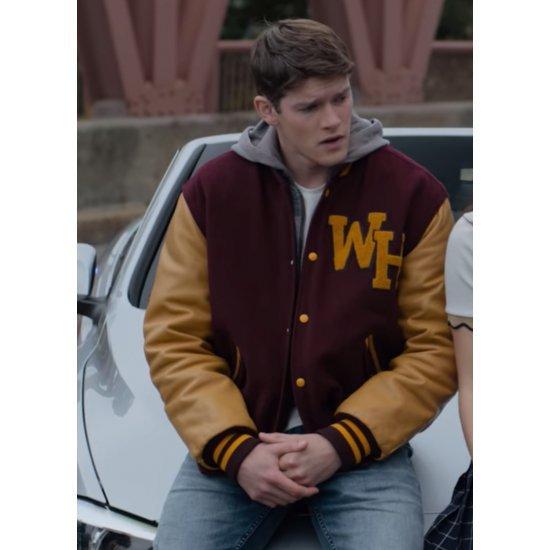 Jason The Society Varsity Jacket