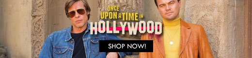Once Upon a Time In Hollywood William Jacket