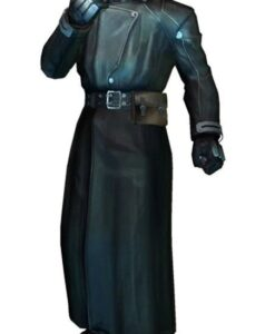 Resident Evil 2 Tyrant Trench Coat