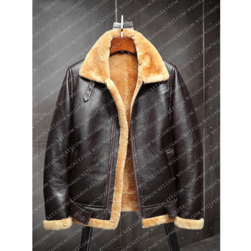 Tom-Hardy-Brown-Leather-Shearling-B-3-Farrier-Jacket-William-Jacket (1)