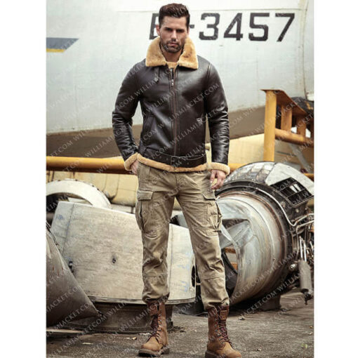 Tom-Hardy-Brown-Leather-Shearling-B-3-Farrier-Jacket-William-Jacket-Full (1)
