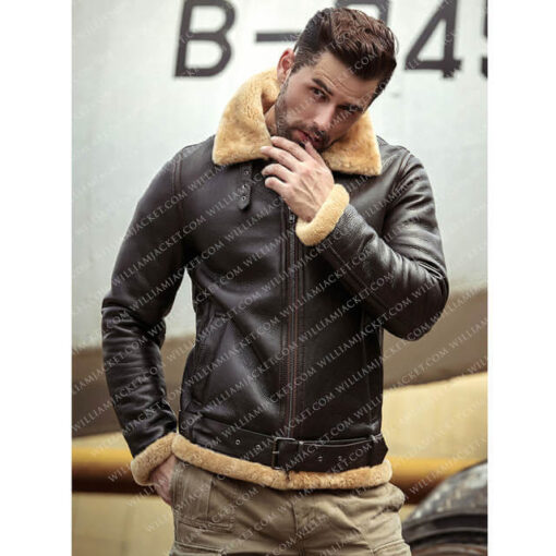 Tom-Hardy-Brown-Leather-Shearling-B-3-Farrier-Jacket-William-Jacket-Main-front (1)