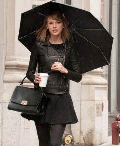 Taylor Swift Leather Jacket