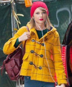 Taylor Swift Paddington Loves Duffle Hooded Coat