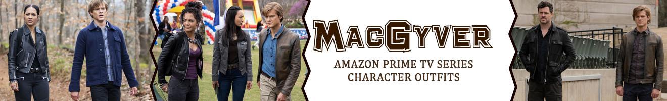 MacGyver Jackets